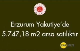 Erzurum Yakutiye Dadaş Mahallesinde 5.747,18 m²...