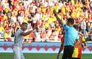 Göztepe-Giresunspor maçının ardından