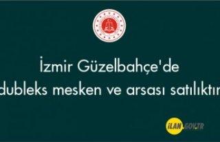 İzmir Güzelbahçe'de dubleks mesken ve arsası...