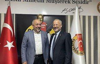 Samsun Gençlik ve Spor Müdürü Kasapoğlu, her...
