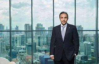 Türkiye Finans'ın yeni yönetim kurulu üyesi Moath...
