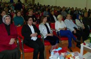 Bafra Gençlik Merkezi'nde Kadınlar Günü Kutlaması