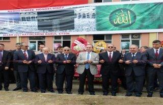 BAFRA'DA KUTLU DOĞUM HAFTASI ETKİNLİĞİ BAŞLADI...