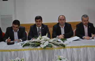 Bafra TSO'dan Sektörel Danışma Toplantıları