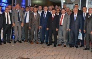 Müşterek Oda ve Borsa Toplantısı Bafra'da Yapıldı