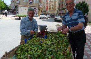 BAFRA'DA YERLİ ARMUT'A RAĞBET