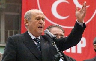 MHP GENEL BAŞKANI DEVLET BAHÇELİ BAFRA'DA