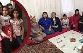AK Kadınlardan Anlamlı Ramazan Etkinliği