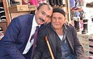 """AK PARTİ ADAYI AV.ORHAN KIRCALI: """"1 KASIMDA KOALİSYON..."""