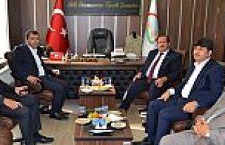 """"""" AK Parti İktidarında, Ülkemiz Avrupa'nın En..."""