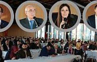 AK Parti Samsun İl Başkanlığı 71. İl Danışma...