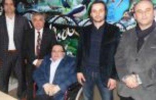 AK PARTİ SAMSUN MİLLETVEKİLİ ADAY ADAYI ALİ GÜRSOY'DAN...