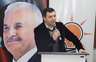 "AK Parti Samsun Milletvekili Hasan Basri Kurt, ""Bu..."