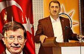 AK Parti Samsun Milletvekili Köktaş'dan Kurban...