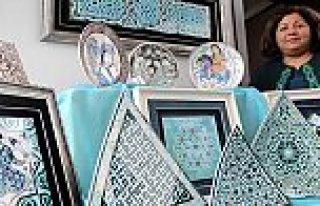 Anadolu Selçuklu Motifleri Günümüze Taşınıyor