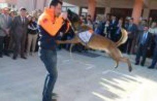 Bafra Fen Lisesinde Yangın Tatbikatı