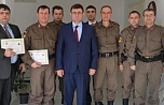 Bafra Kaymakamı Ali Fuat Türkel'den Teşekkür ve...