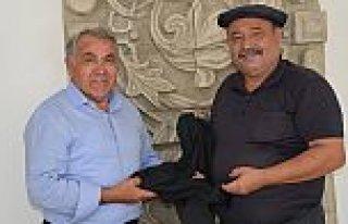 Bafra Kaymakamından Köy TV Program Yapımcısına...