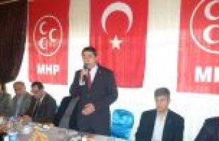 BAFRA MHP DELEGELERLE BİRLİK BERABERLİK TOPLATISI...