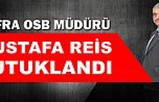Bafra Organize Sanayi Bölgesi Müdürü Reis Tutuklandı