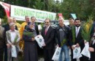 Bafra Orman İşletme Müdürlüğü Arife Günü...