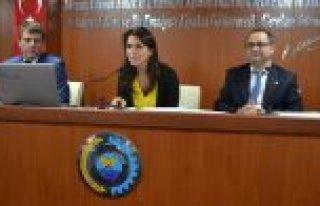 Bafra TSO Meclis Başkanlığına Nur AYDINER MERAL...