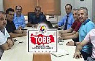 Bafra TSO'YA Akreditasyon Geliştirme Ziyareti