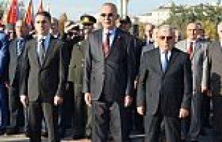 Bafra'da Atatürk'ün ölümünün 78. Yılında...
