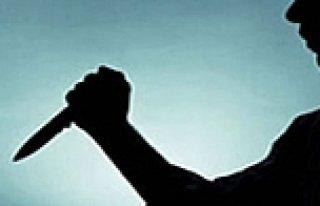 Bafra'da Bıçaklı Yaralama