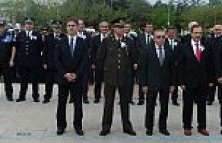 BAFRA'DA POLİS TEŞKİLATININ 171. YILI KUTLANDI