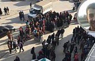 Bafra'da silahlı saldırı: 1 ölü