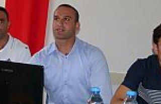 BAFRA'DA 'SPORUN ÖNEMİ' ADLI SEMİNER DÜZENLENDİ