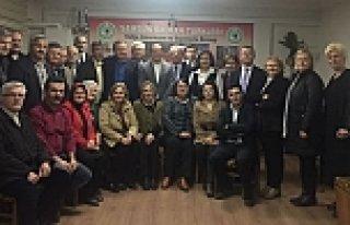 Balkan Türkleri Derneğinde Organ Bağışı Programı