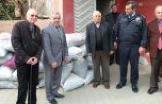 BALKAN TÜRKLERİ DERNEĞİ'NDEN ENGELLİLERE DESTEK