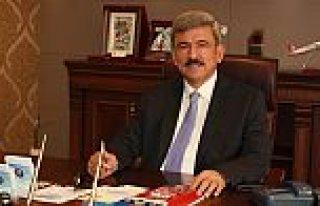 BAŞKAN EDİS,'KURBAN BAYRAMINIZI GELECEĞE UMUTLA,...