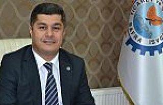 Büyükşehir Belediye Başkanı Yusuf Ziya Yılmaz'a...