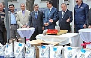 Büyükşehir'den Hayvancılığa 75 Bin TL'lik...