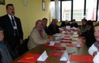 CHP Parti Okulu Bafra'da Açıldı