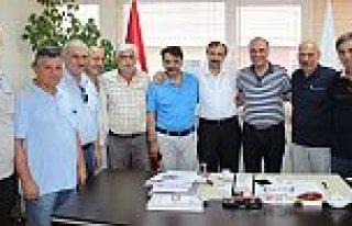 CHP'Lİ VEKİL HAYATİ TEKİN'DEN TÜRK KIZILAYI'NA...