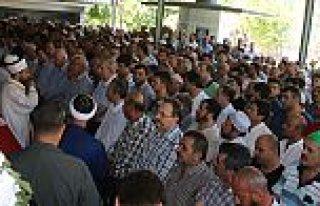 Demokrasi Şehidi Alaçam'da Dualarla Uğurlandı