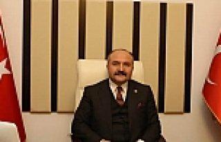 Erhan Usta'dan Samsun'a ve Samsunspor'a Taziye...