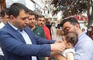 """""""HAK ER VEYA GEÇ GALİP GELECEKTİR, BUNDAN KİMSENİN..."""