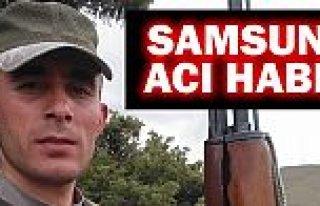 Hakkari'de 2 Samsunlu Asker Şehit Oldu