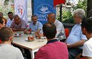 İLKADIM GENÇLİK MERKEZİ ''HAYALLERİME DOKUN''...