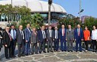 Karadeniz Bölgesi 5'inci Su ve Kanalizasyon İdareleri...
