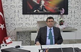 """KAYMAKAM TÜRKEL'DEN """"18 MART ŞEHİTLERİ ANMA..."""