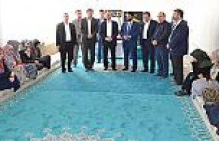 KIRCALI BAFRA'DA CİZRELİ KUR'AN KURSU ÖĞRENCİLERİNİ...