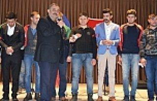 Ladik Belediyesi'nden Askerlere Uğurlama Ve Kına...