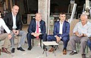 """""""MHP İLE TAŞERONUN SORUNU KALMAYACAK"""""""