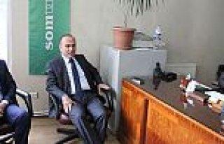 MHP Milletvekili Erhan Usta'ya Taziye Ziyaretleri...